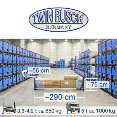 Elevador de 2 columnas - Basic Line - 4.2 to