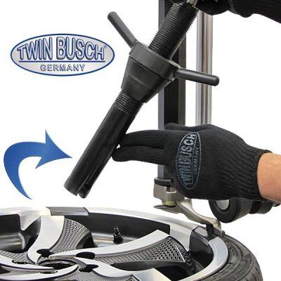 Desmontadora de ruedas
