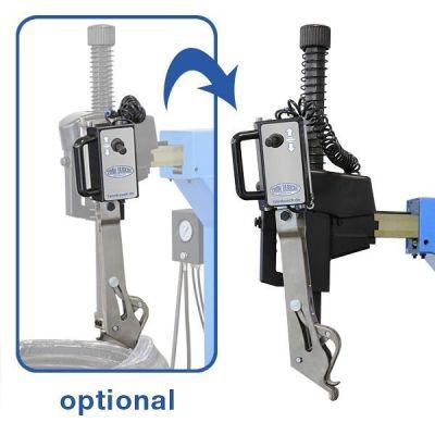 Desmontadora de ruedas - Automática - con brazo de ayuda
