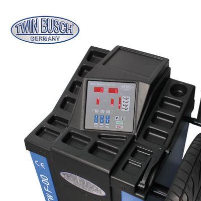 Equilibradora de ruedas semiautomática - TW F-00