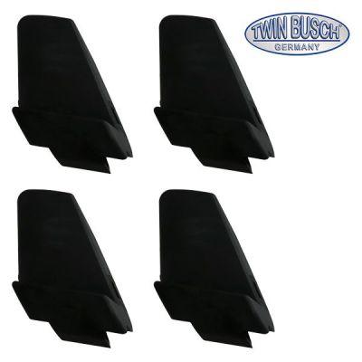 Protectores de plástico para las pinzas de sujeción del TW X-610 (set de 4)