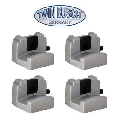 Garras de aluminio para la desmontadora de ruedas de camiones