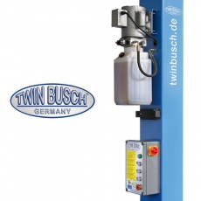 Elevador de 2 columnas - 4.2 to - Desbloqueo automático