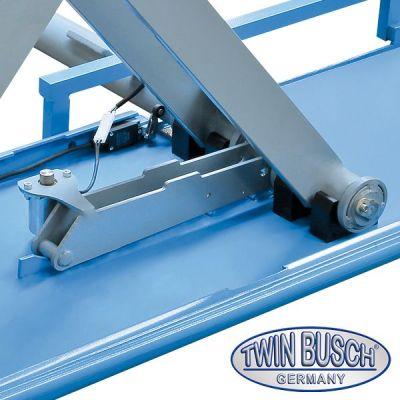 Elevador de tijeras para trabajos de ruedas 3.0 t