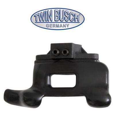 Cabeza de montaje plástica para desmontadoras de ruedas Twin Busch para vehículos personales