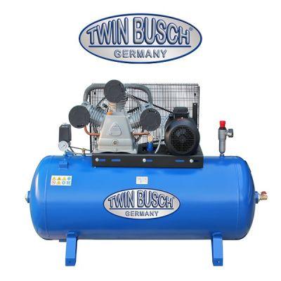 Compresor de aire 270 L - horizontal