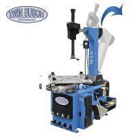 Desmontadora de ruedas semiautomática - brazo de montaje basculante