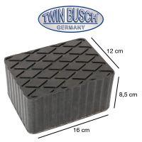 Almohadillas de goma | Receptor de goma TW S3-GK-80