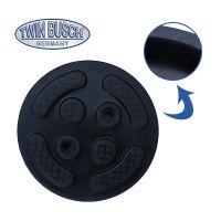 Almohadilla de goma | Receptor de goma para elevador de dos columnas TW 250 - TW G-D14cm