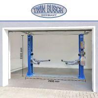 Elevador de 2 columnas - Basic Line - 4.2 t - Modelo para garajes