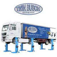 Elevador de camión 6 columnas - 33t - TW 575-6